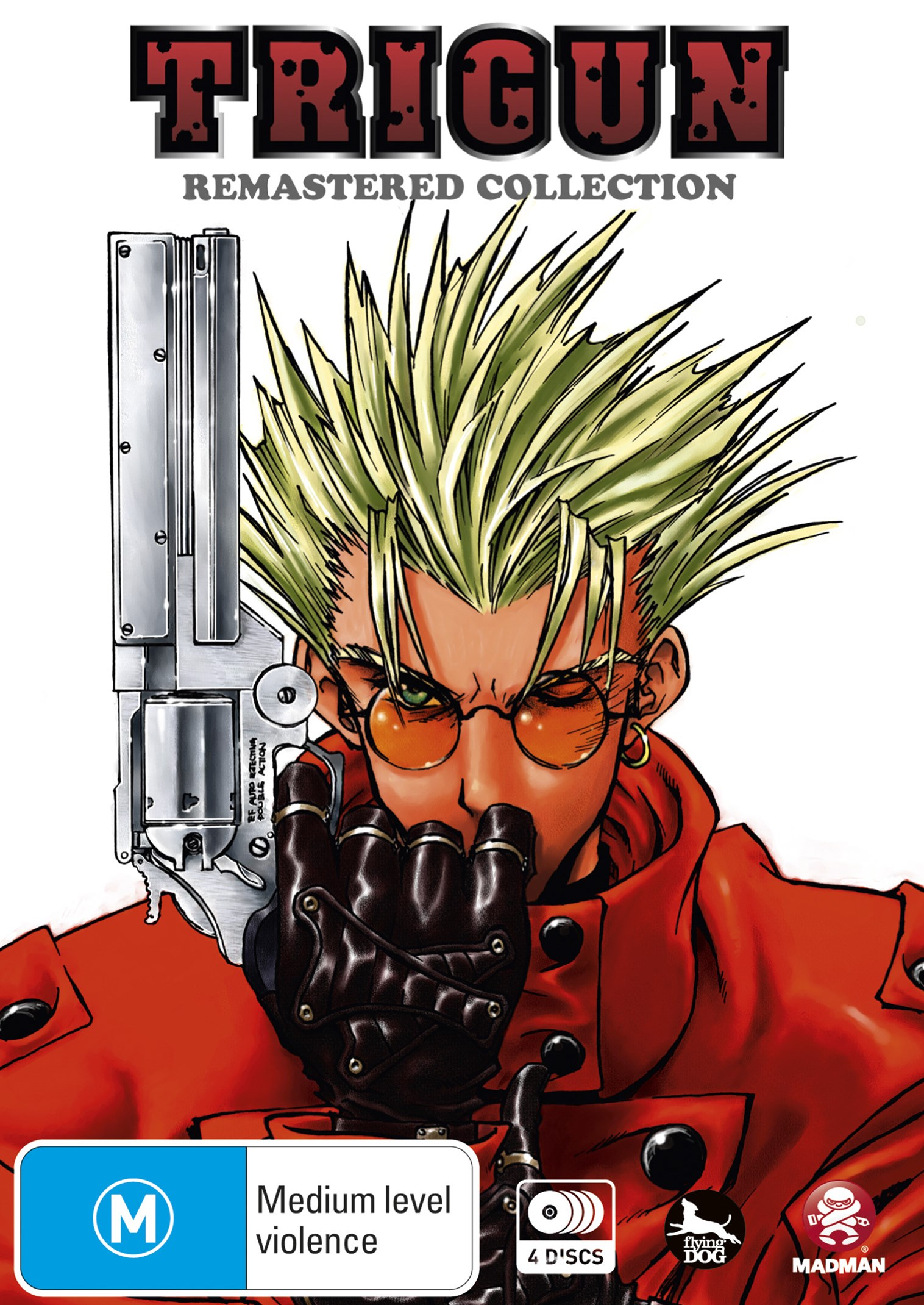 Trigun Remastered Collection