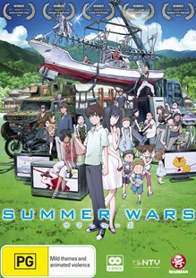 Summer Wars (2 Discs) - Film & TV Animated