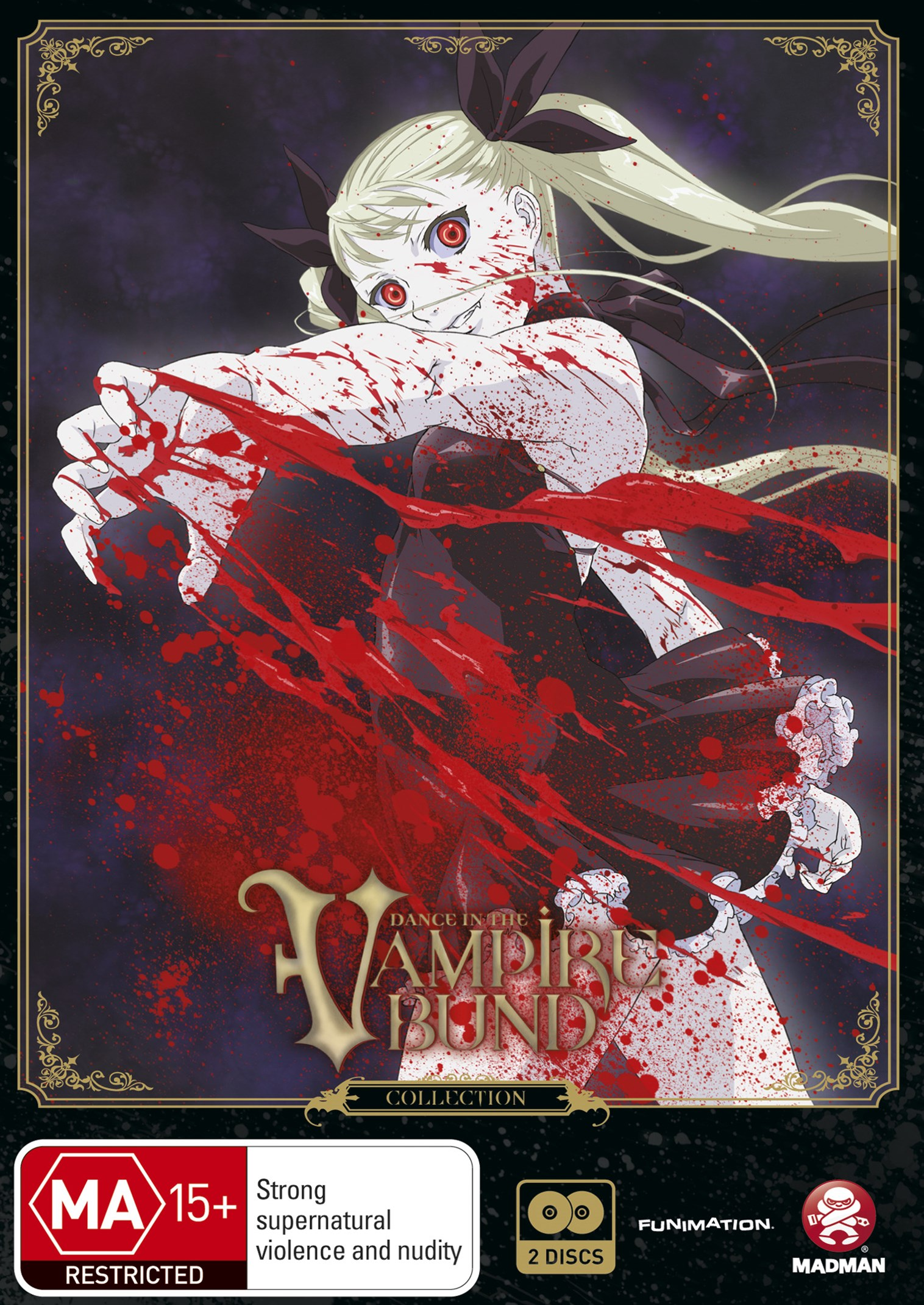 Dance in the Vampire Bund Series Collection