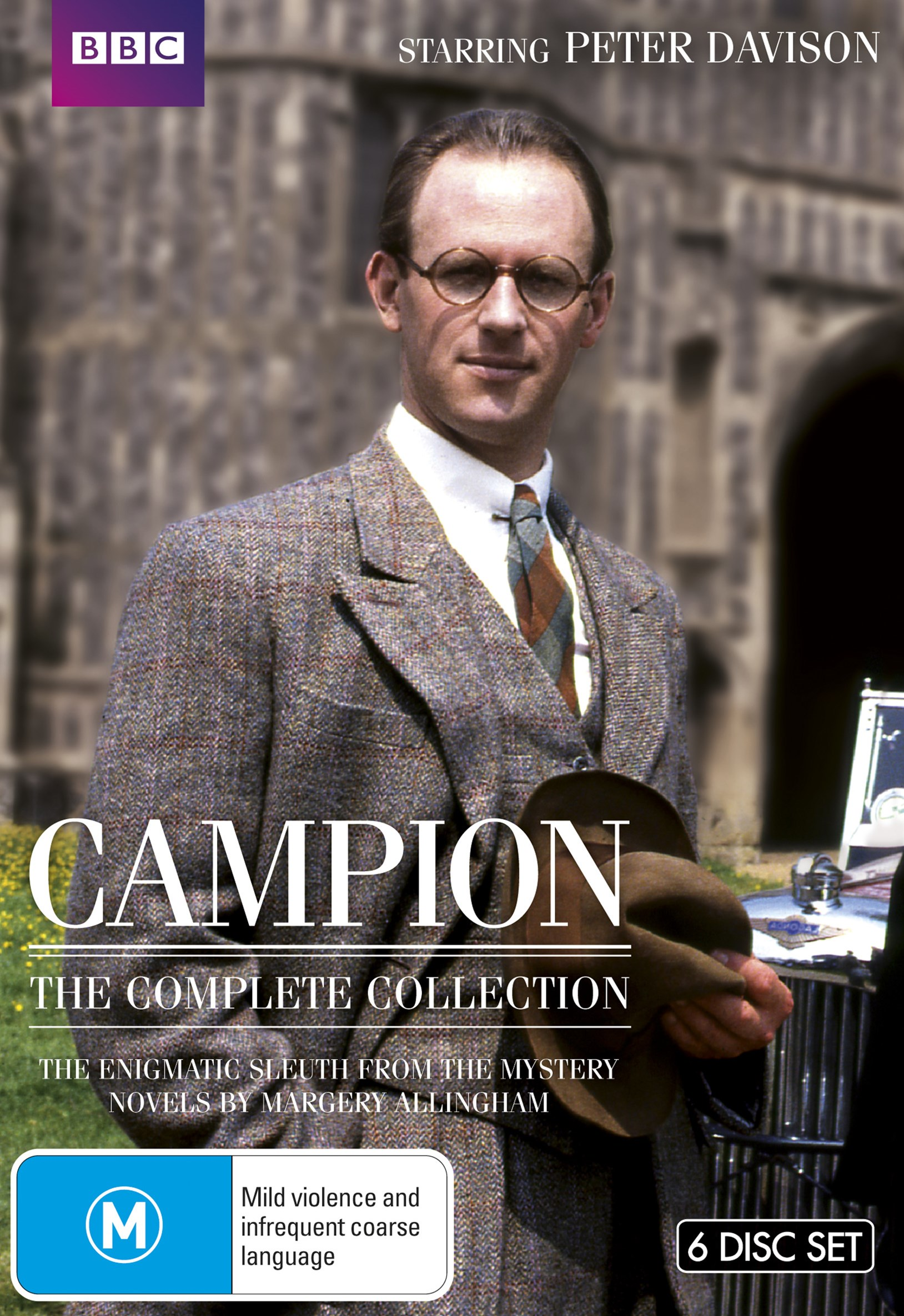 Campion - The Complete Series (6 DVD Set)