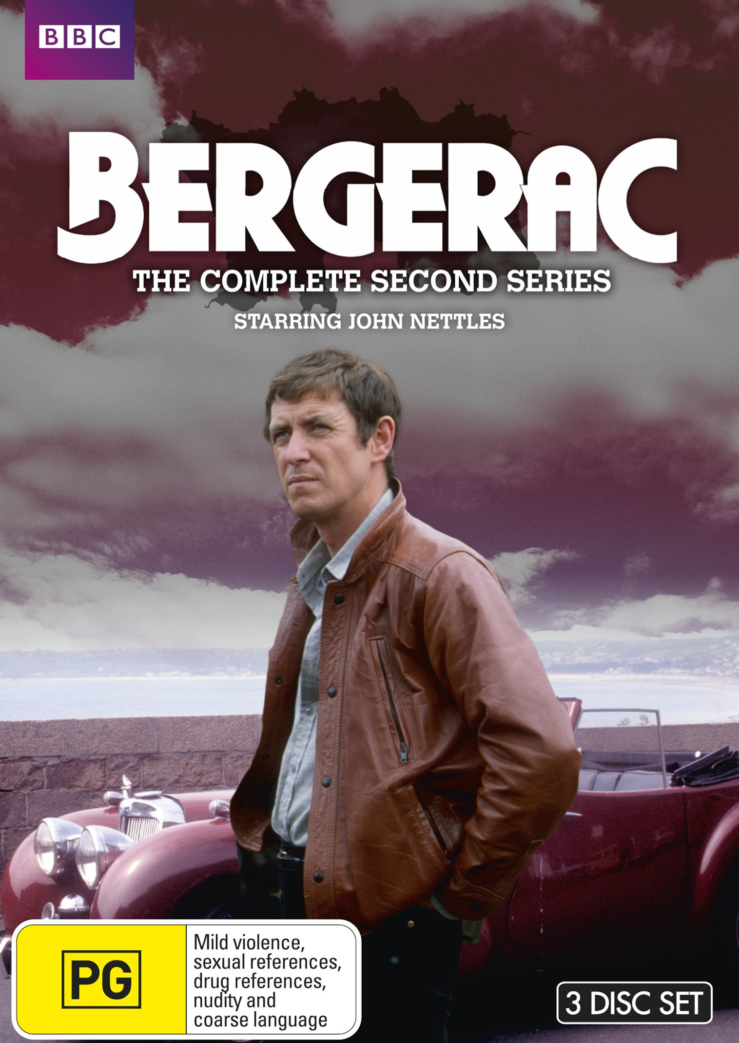Bergerac - The Complete Second Series