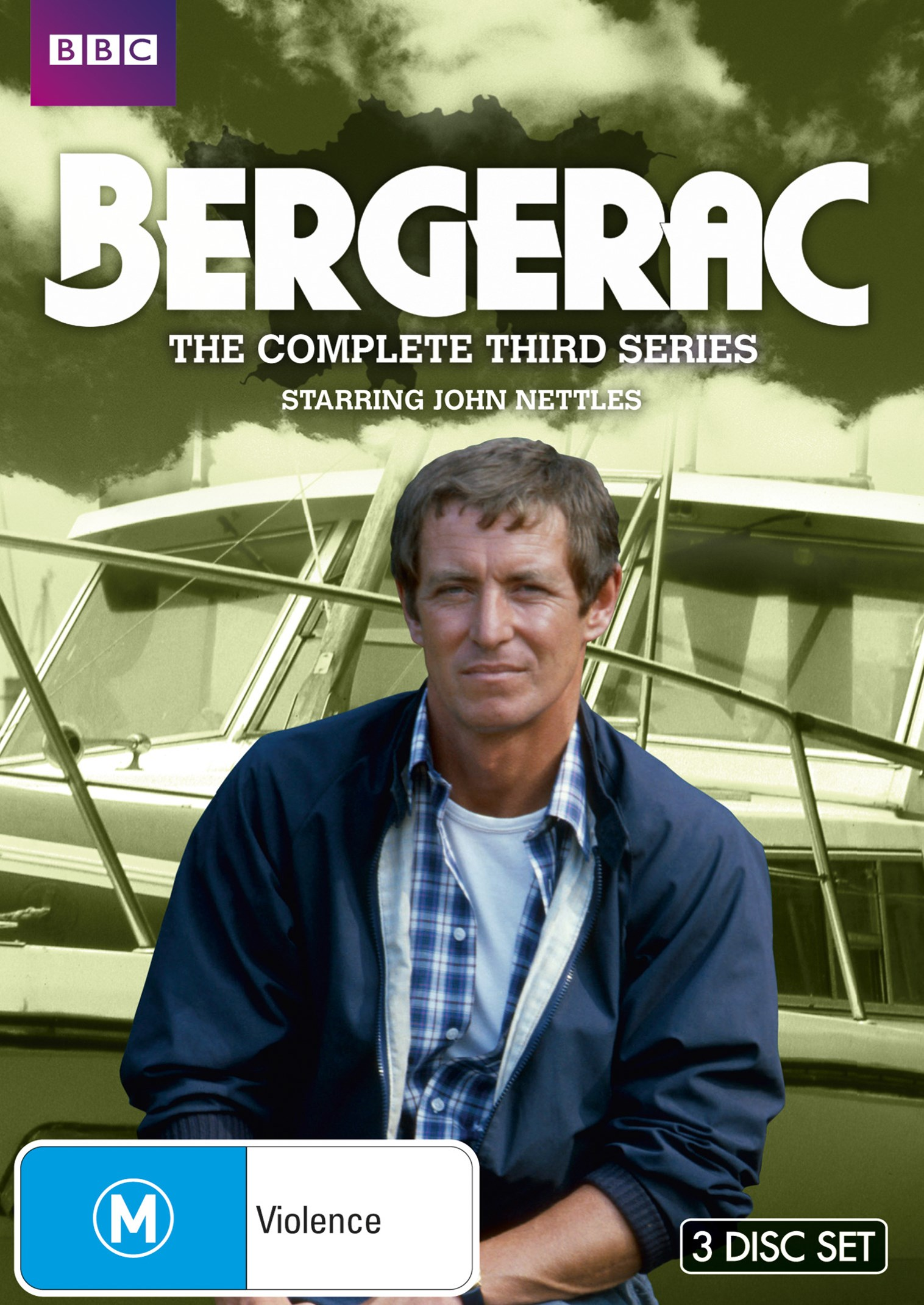 Bergerac - The Complete Third Series