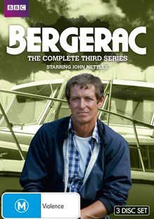 Bergerac - The Complete Third Series - Film & TV Thriller