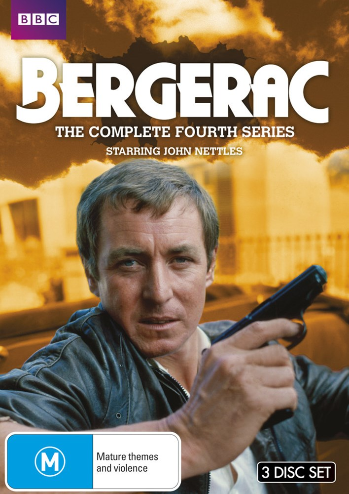 Bergerac - The Complete Fourth Series