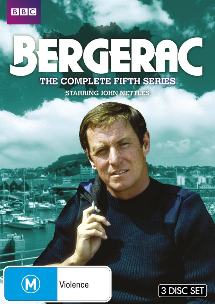 Bergerac - The Complete Fifth Series
