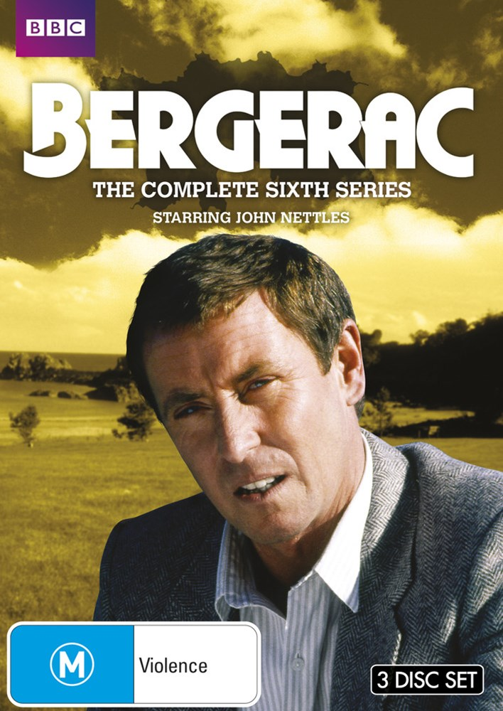 Bergerac - The Complete Sixth Series