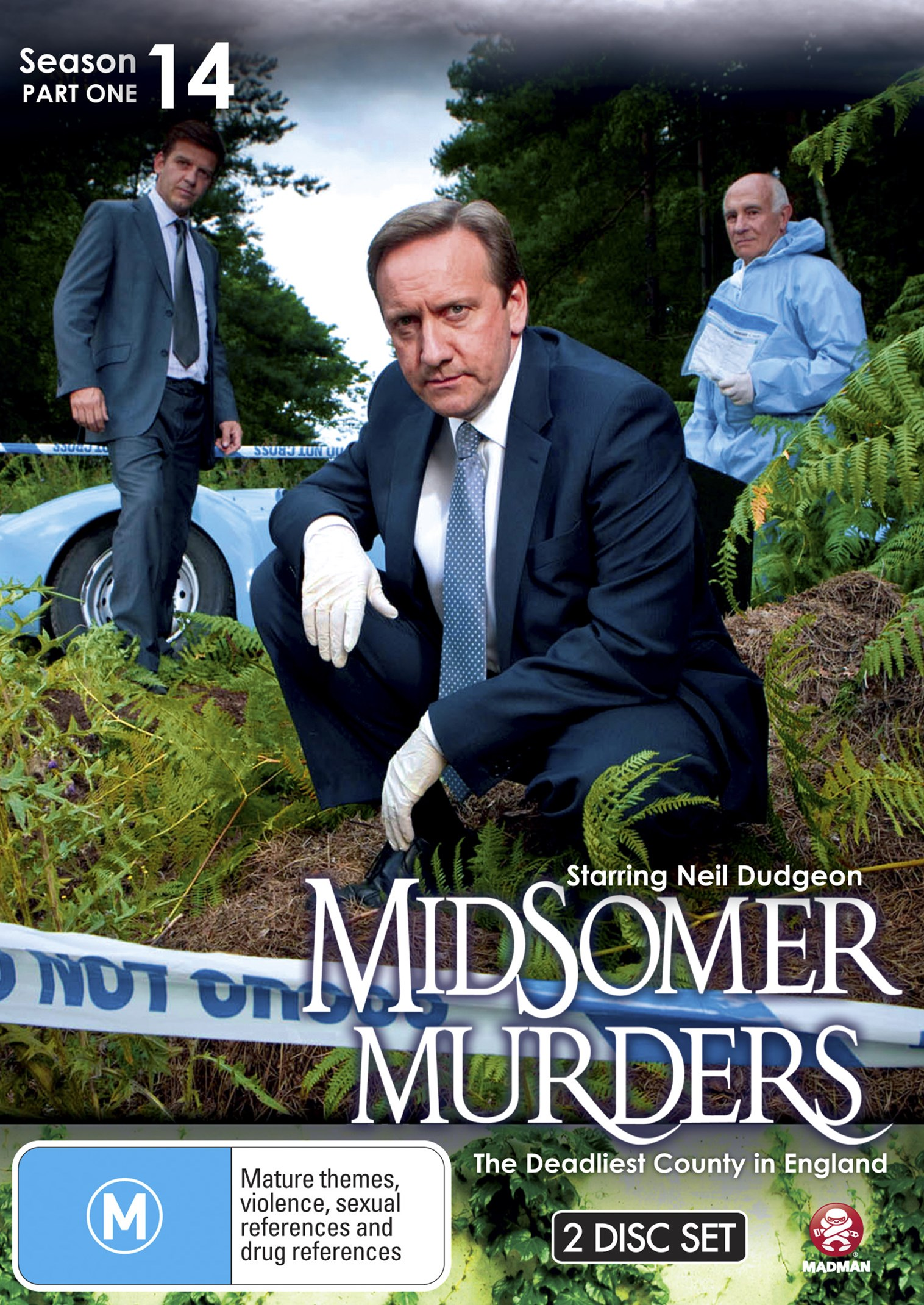 Midsomer Murders: Season 14 - Part 1