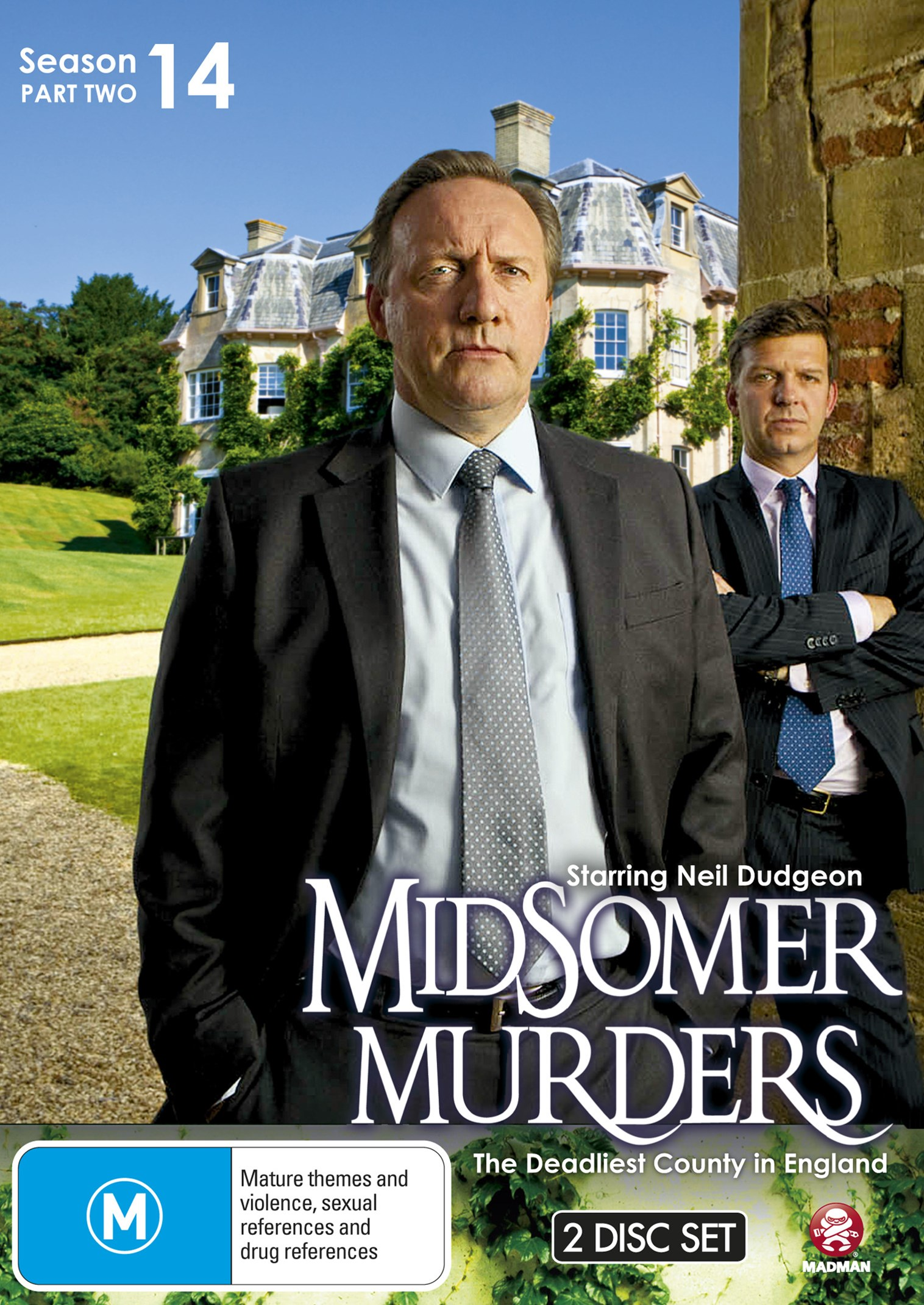 Midsomer Murders Season 14 (Part 2)