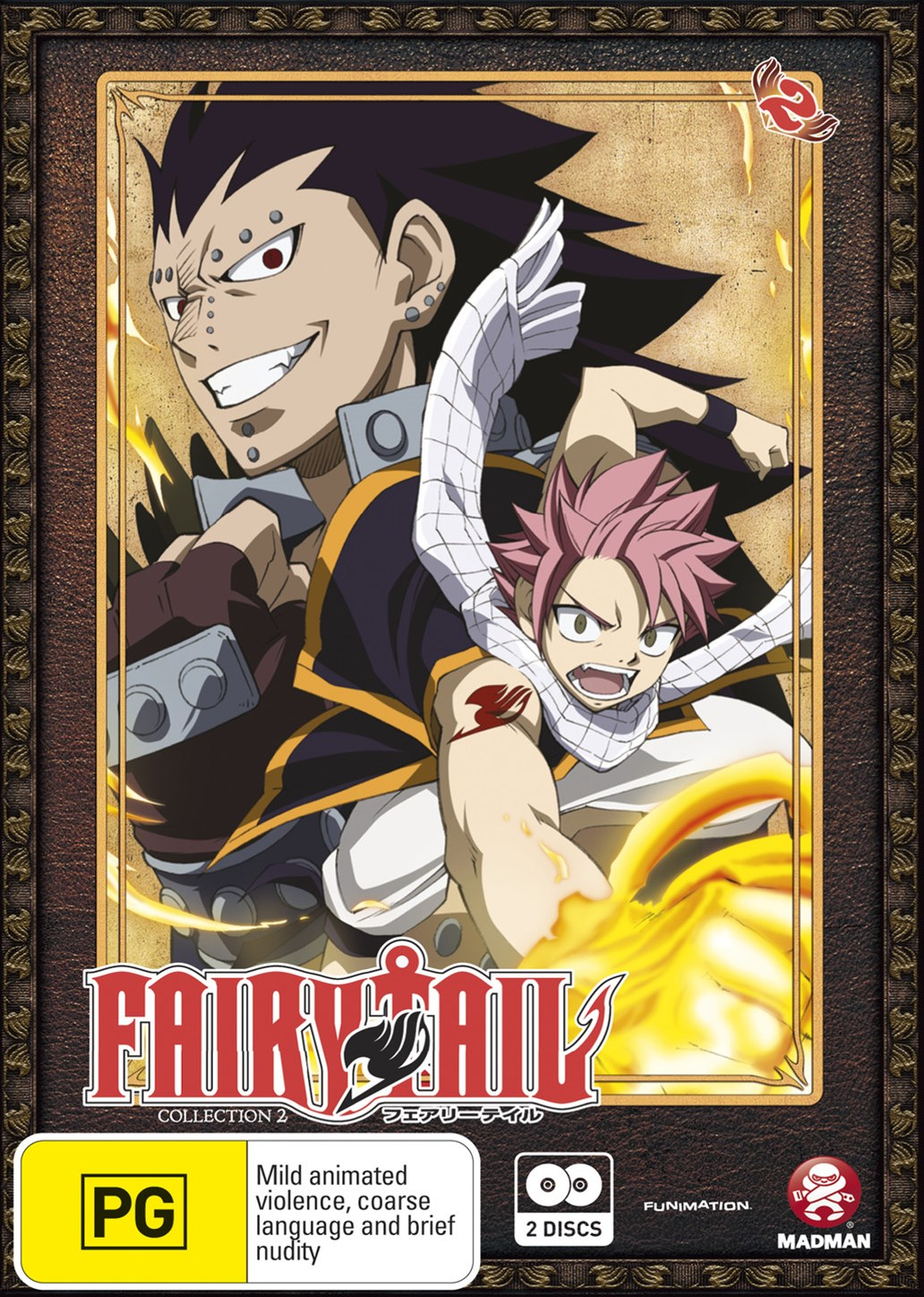 Fairy Tail Collection 02 (Eps 13-24)