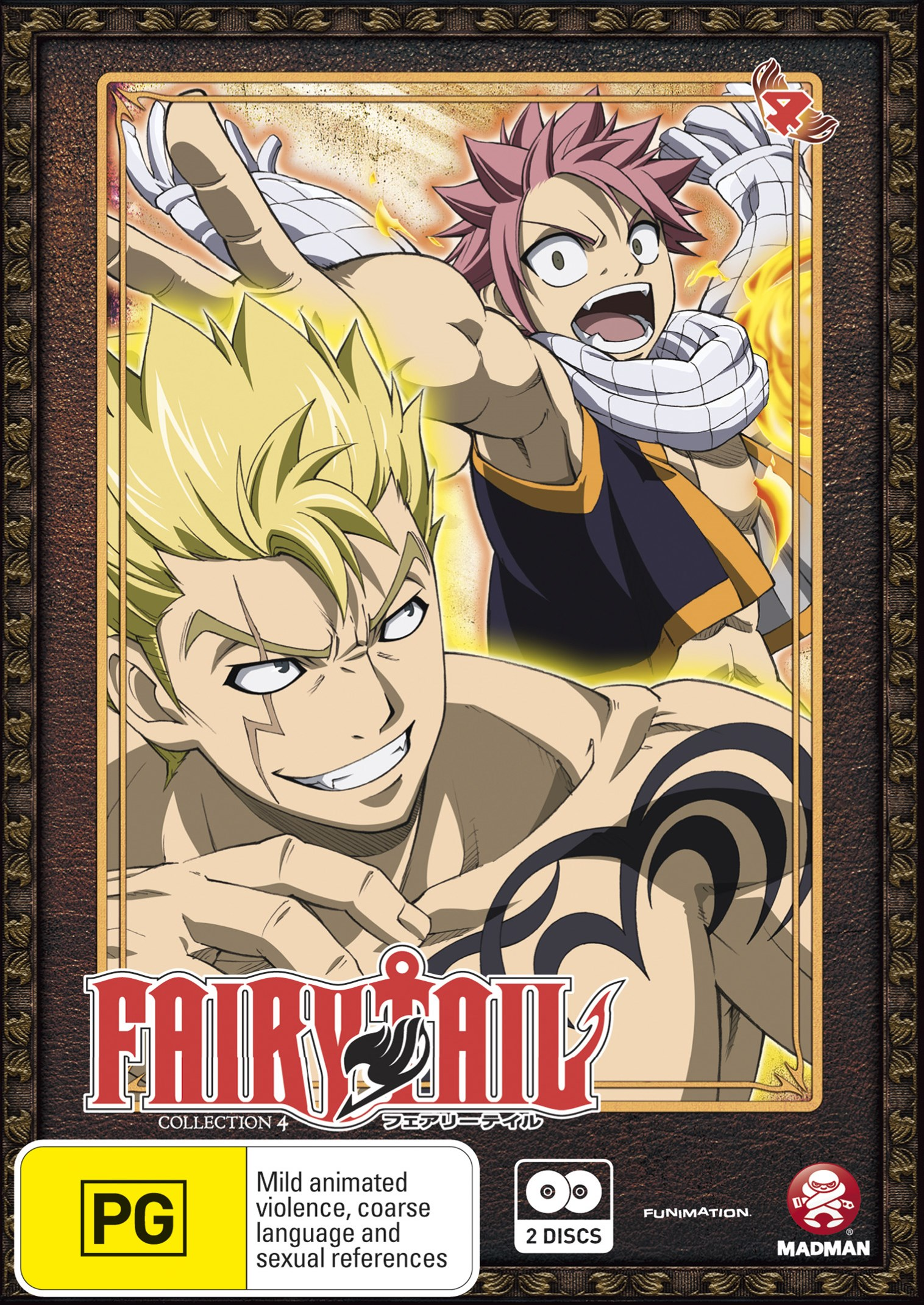 Fairy Tail Collection 04 (Eps 37-48)