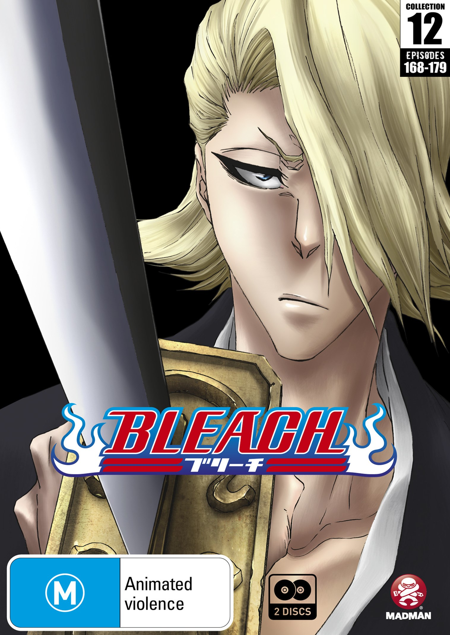 Bleach: Collection 12 (Eps 168 -179)