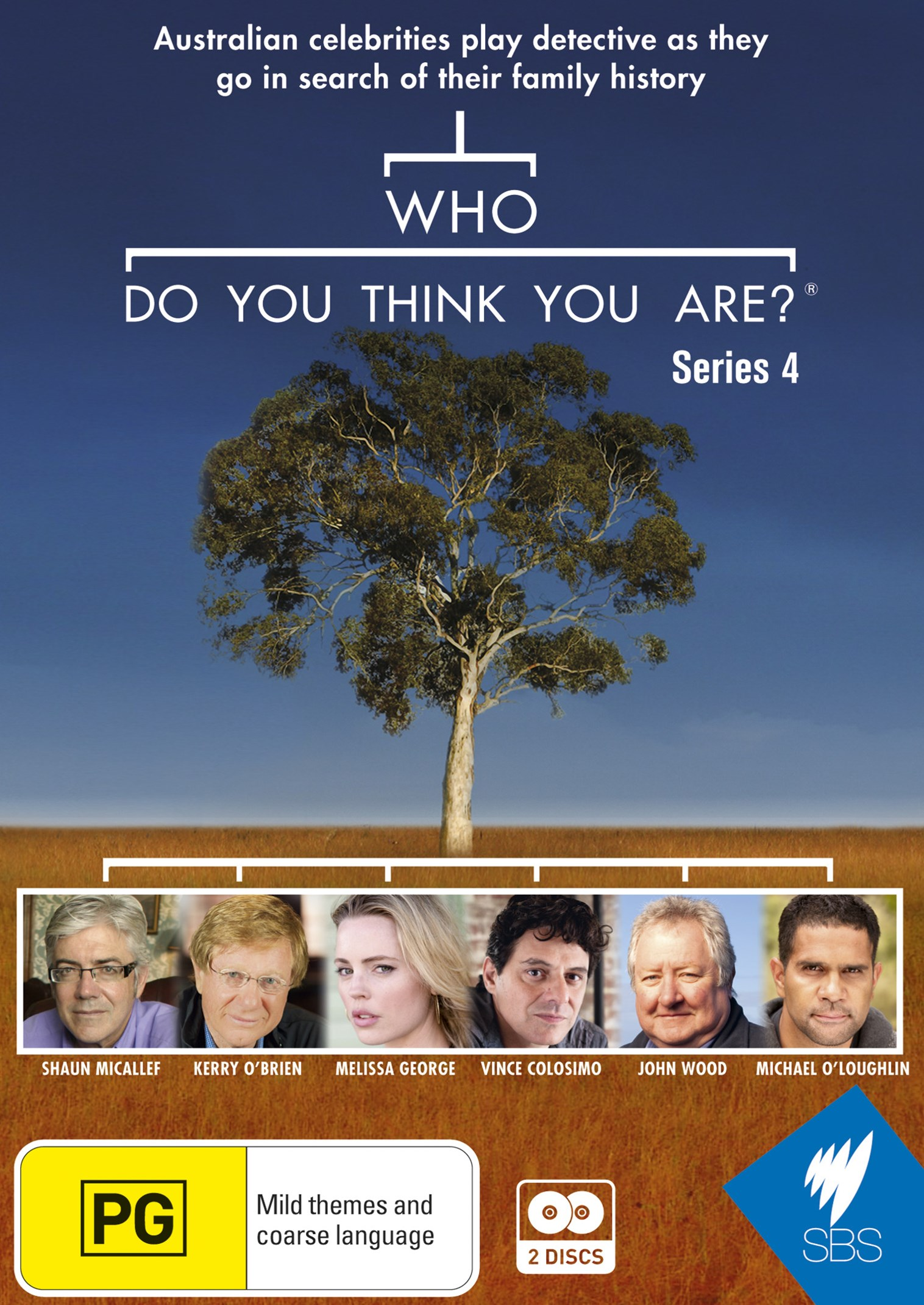 Who Do You Think You Are? - Series 4