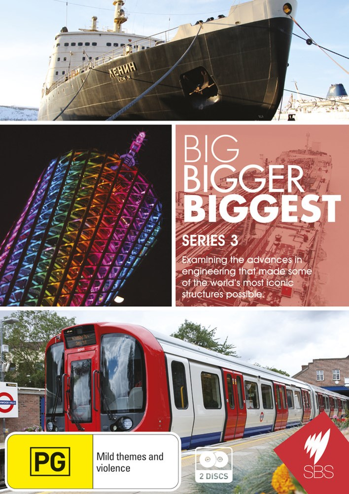 Big, Bigger, Biggest: Series 3