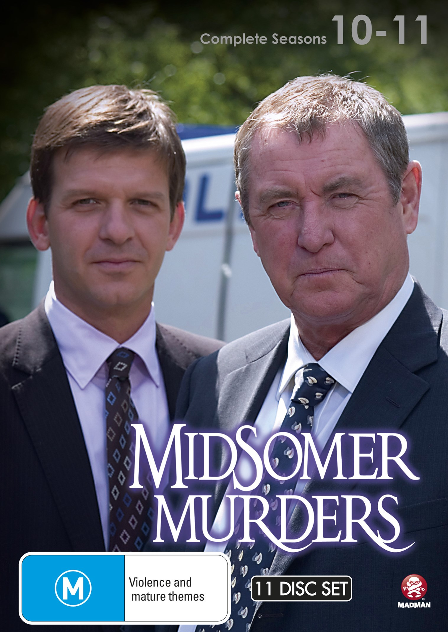 Midsomer Murders Season 10-11 Box Set (plus Christmas Special)