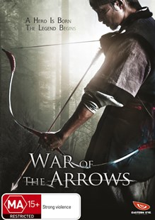 War of the Arrows - Film & TV Action & Adventure