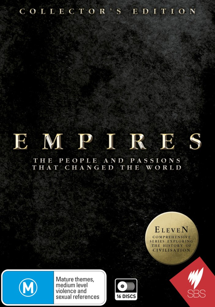 Empires Collection Box Set