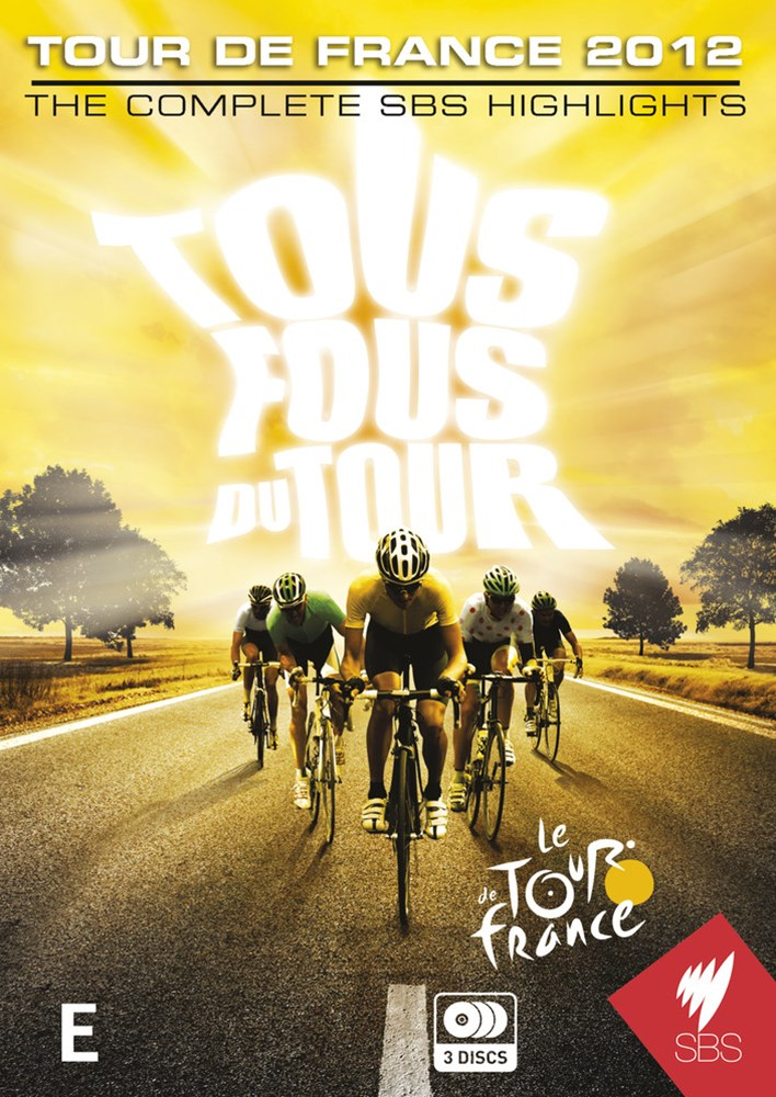 Tour De France 2012: The Complete SBS Highlights