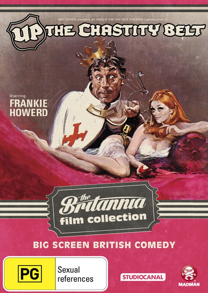 Up the Chastity Belt: Britannia Collection