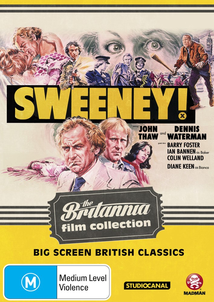 Sweeney: The Britannia Film Collection