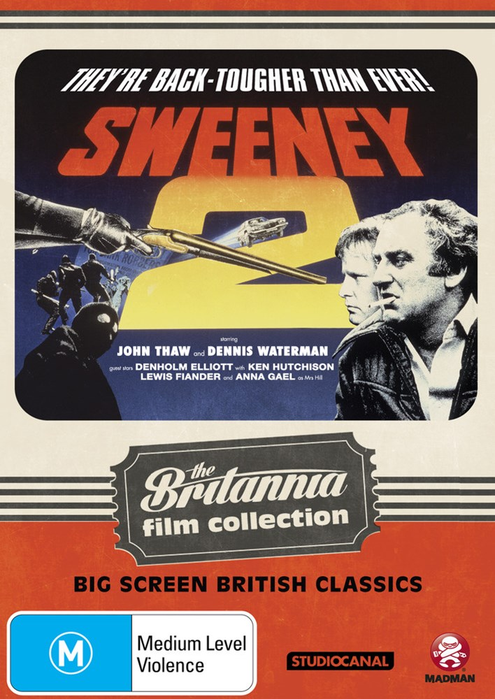 Sweeney 2 - The Movie Britannia Collection