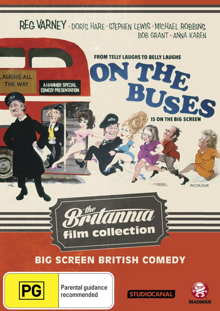 On the Buses: The Britannia Film Collection