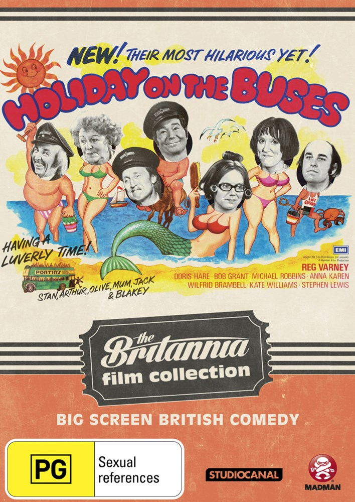 Holiday on the Buses: Britannia Collection