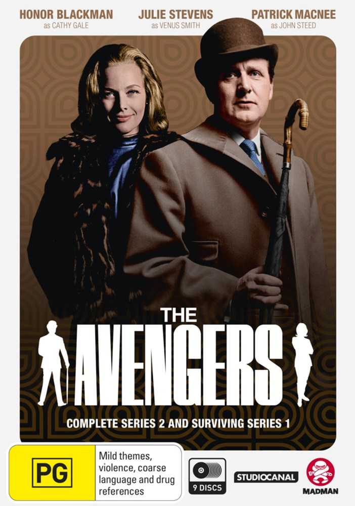 The Avengers: Series 2 and Surviving Series 1