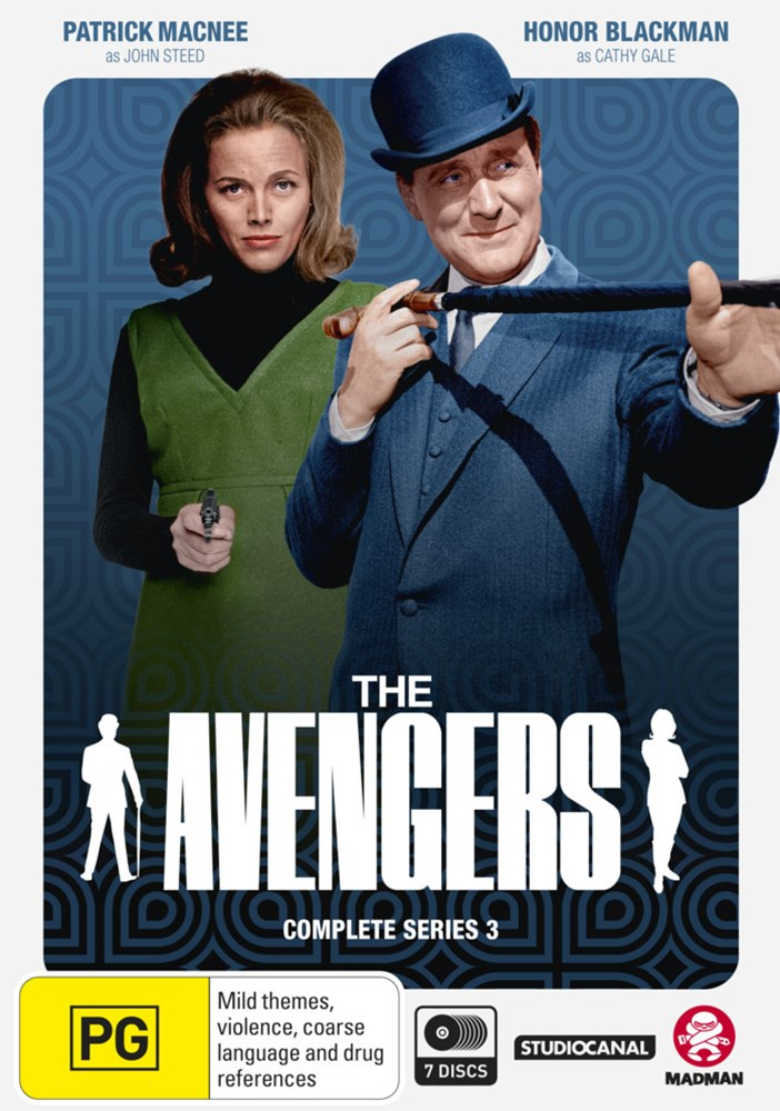 The Avengers: Series 3