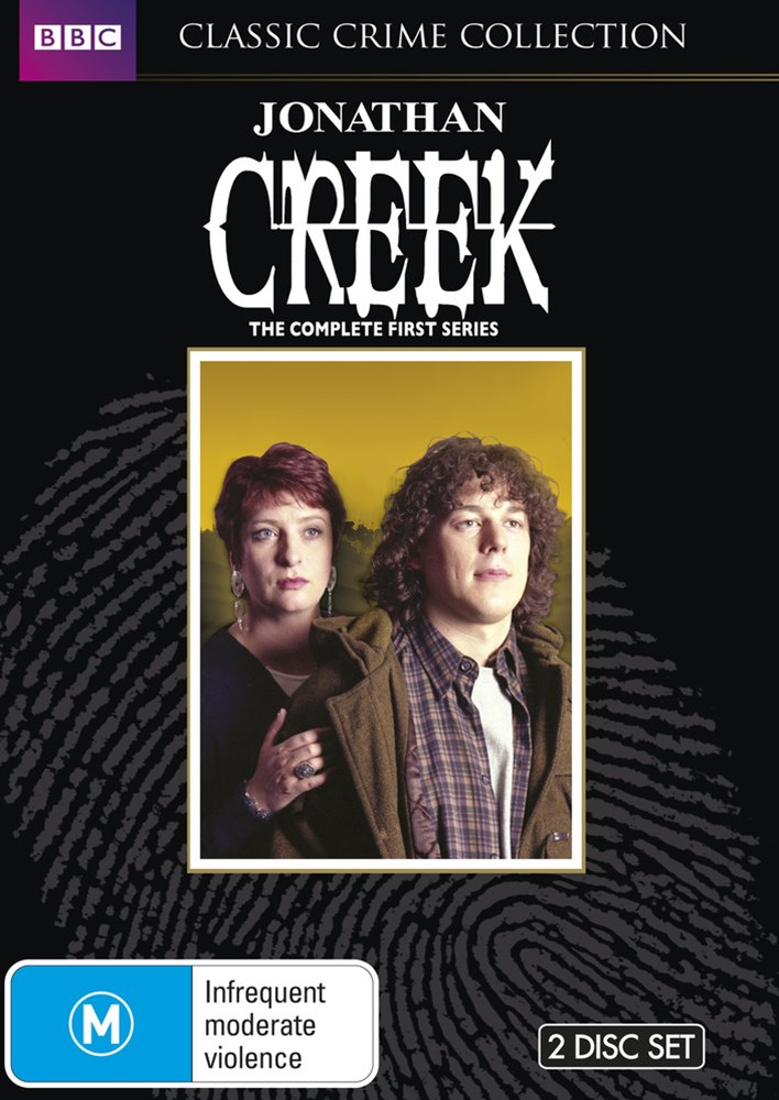 Jonathan Creek - Series 1 (Limited Crime Classics Edition)