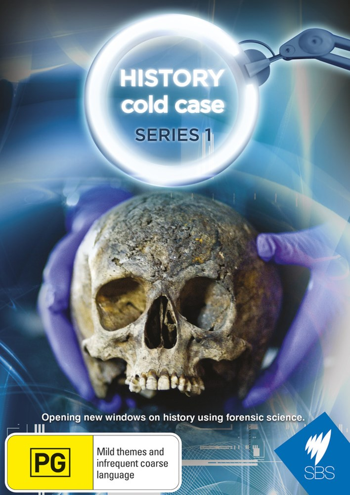 History Cold Case: Series 1
