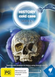 History Cold Case Series 1 Dvd