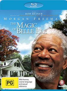 The Magic of Belle Isle (Blu Ray) - Film & TV Comedy