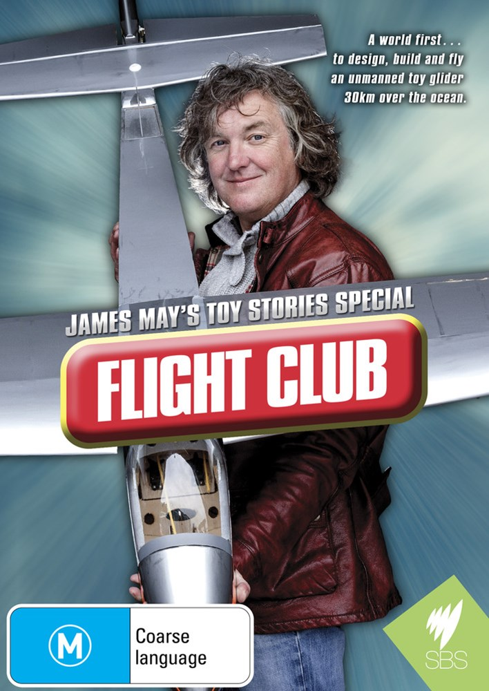 James May's Toy Stories Special: Flight Club