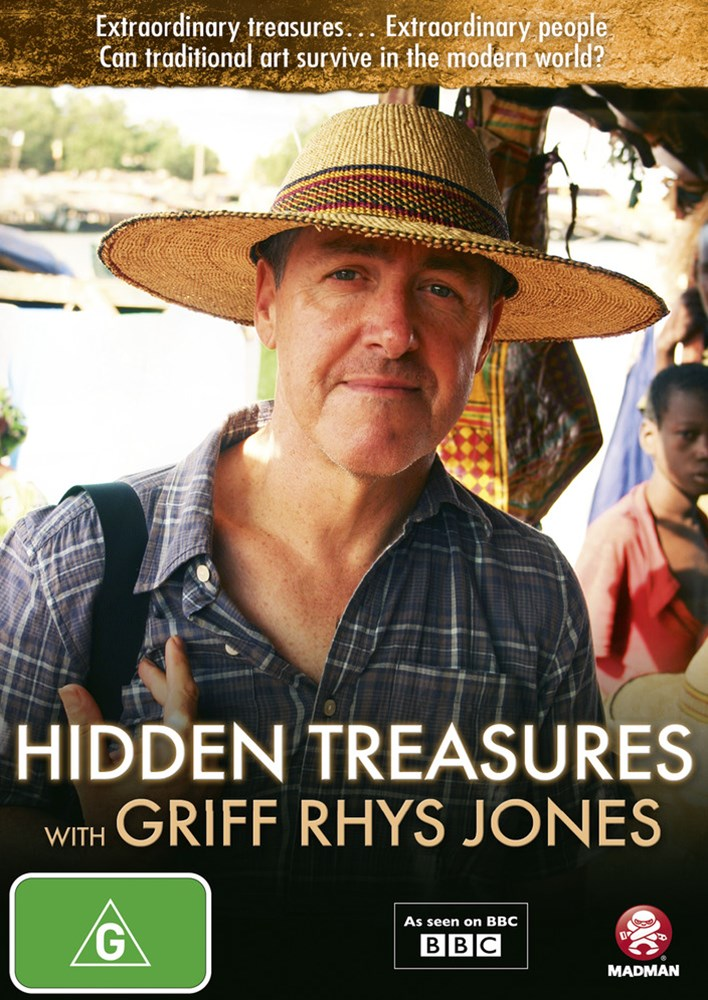 Hidden Treasures with Griff Rhys Jones