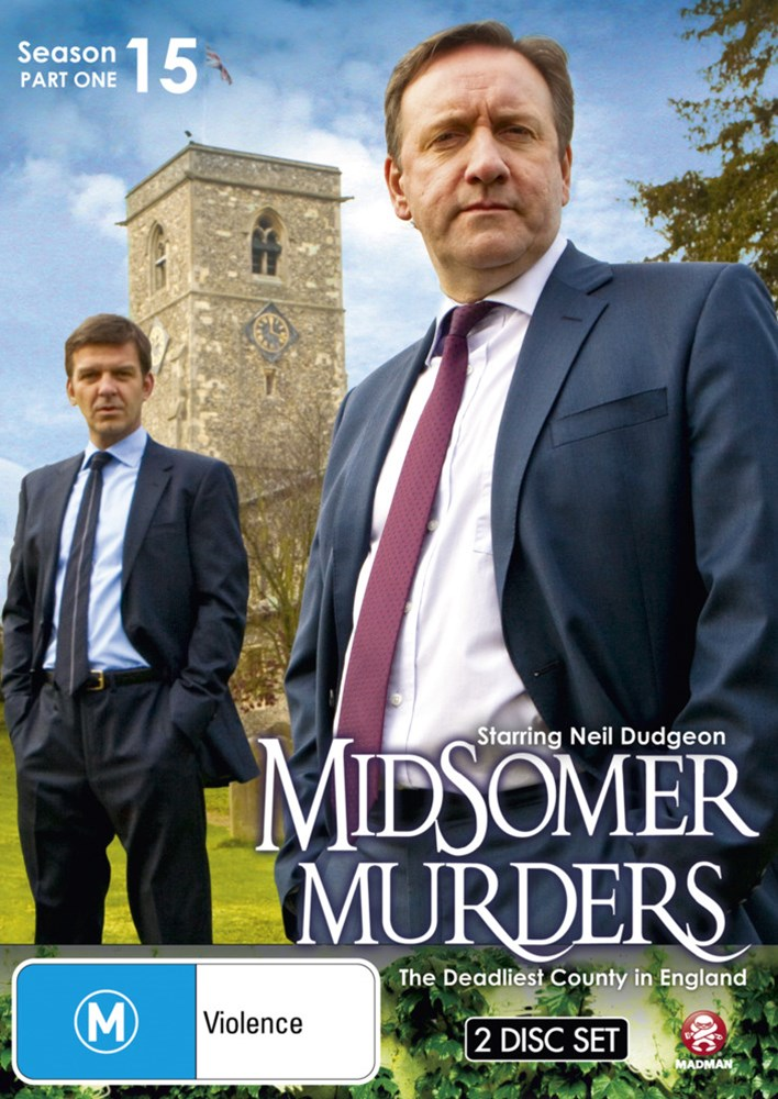 Midsomer Murders Season 15 (Part 1)