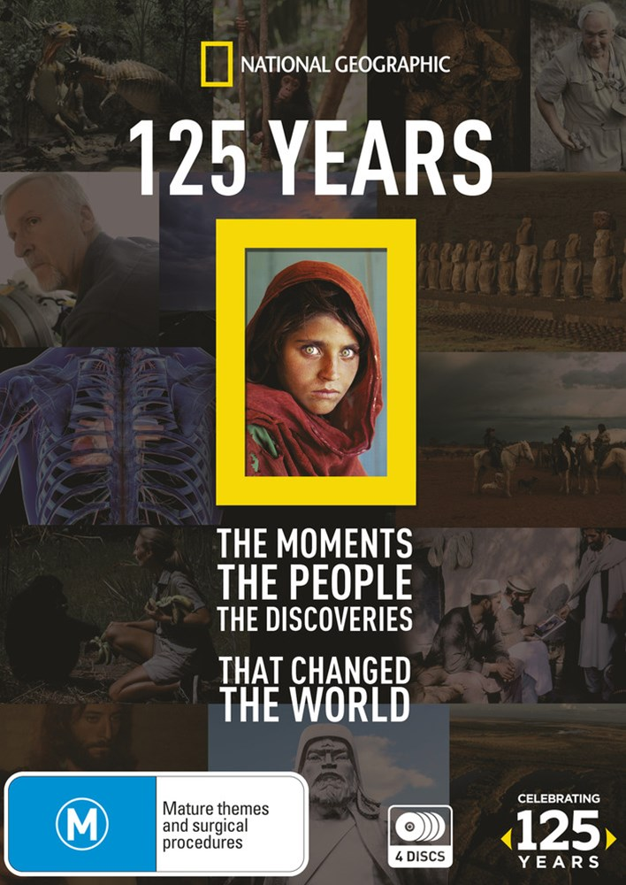 National Geographic: 125th Anniversary Collection