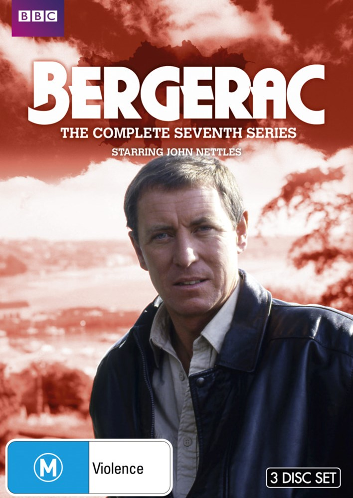 Bergerac - The Complete Seventh Series