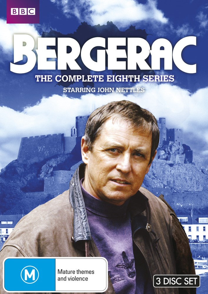 Bergerac - The Complete Eighth Series