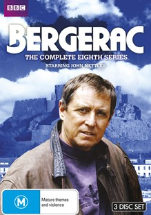 Bergerac - The Complete Eighth Series - Film & TV Thriller