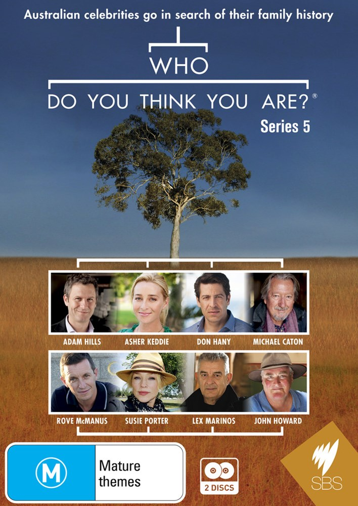 Who Do You Think You Are?: Series 5