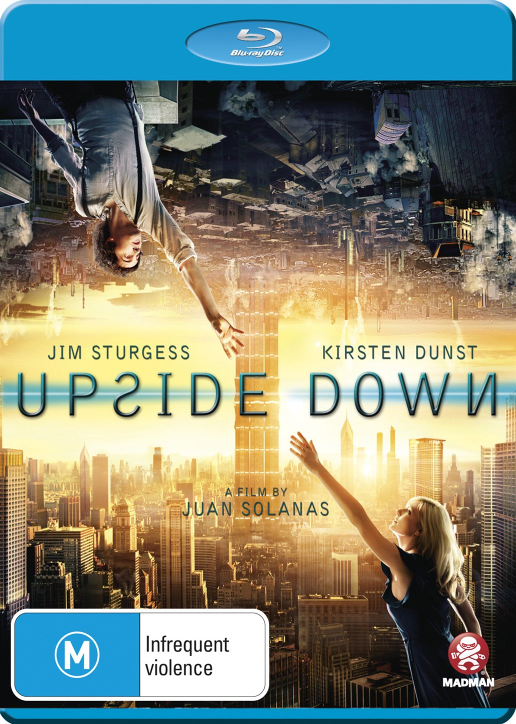 Upside down (Blu Ray)