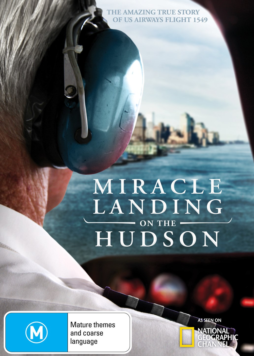 National Geographic: Miracle Landing on the Hudson