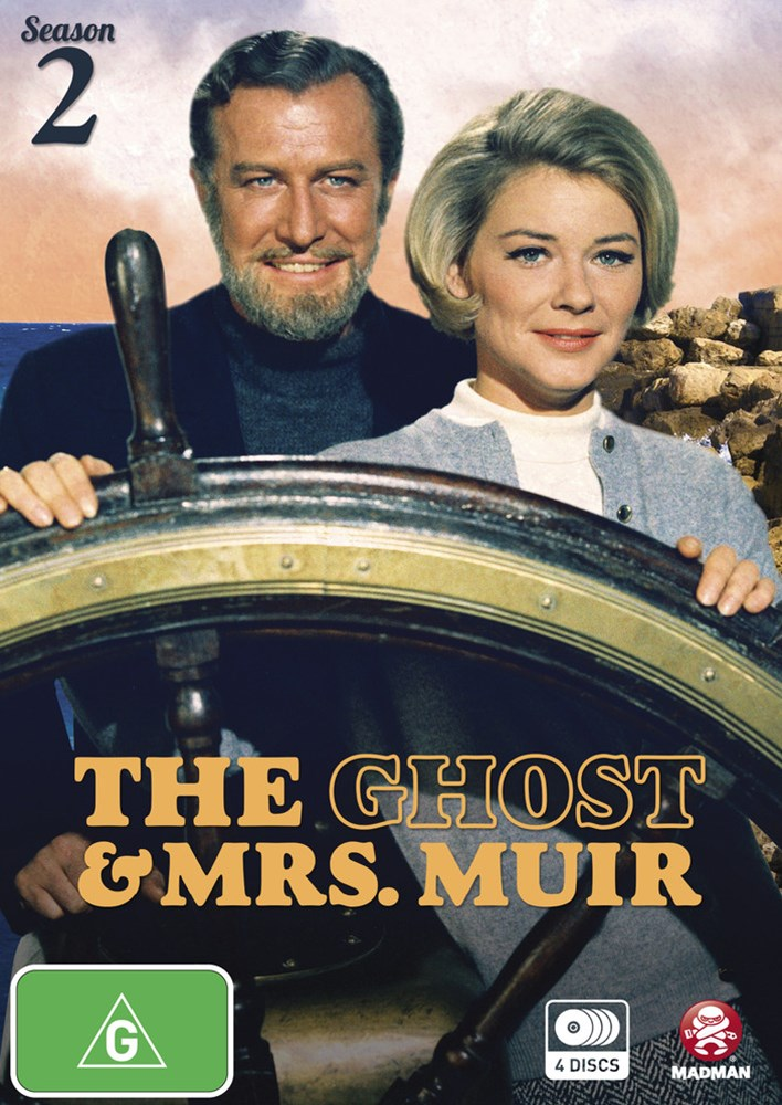 The Ghost & Mrs. Muir: The Complete Second Season