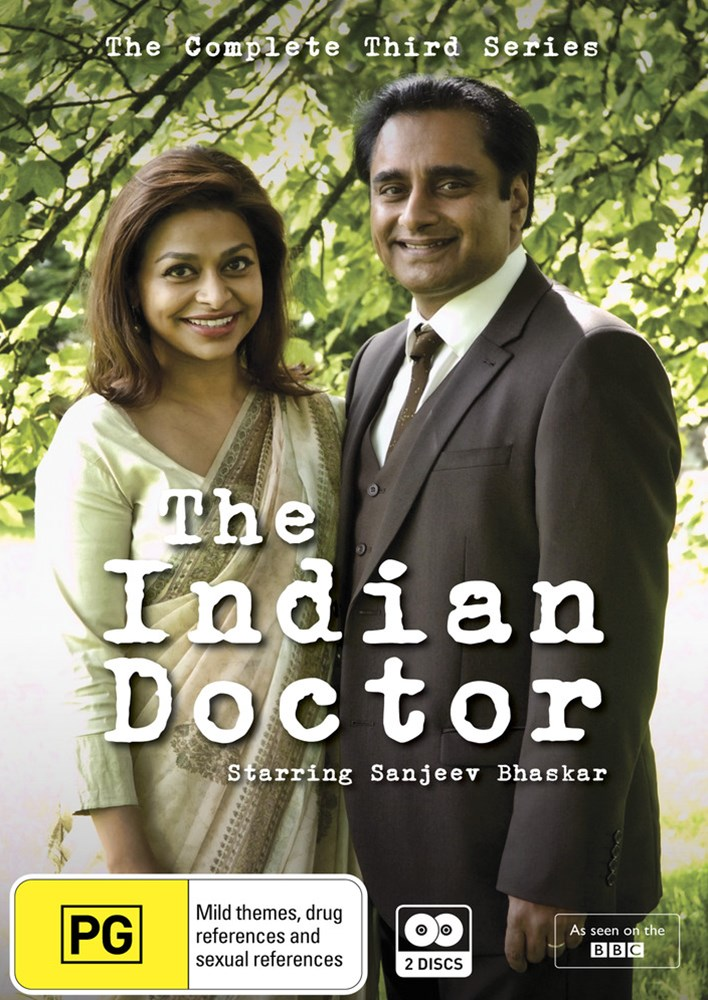 The Indian Doctor: The Complete Third Series