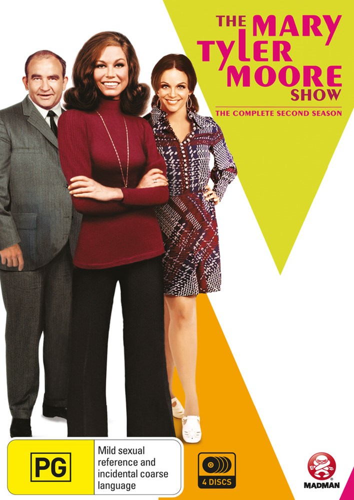 The Mary Tyler Moore Show: The Complete Season 2