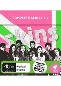 Skins Complete Collection Series 1 - 7 (Limited)