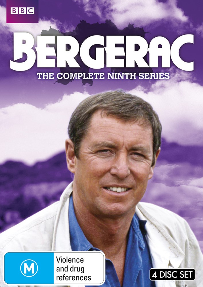 Bergerac - The Complete Ninth Series