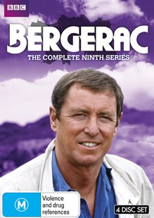 Bergerac - The Complete Ninth Series - Film & TV Thriller