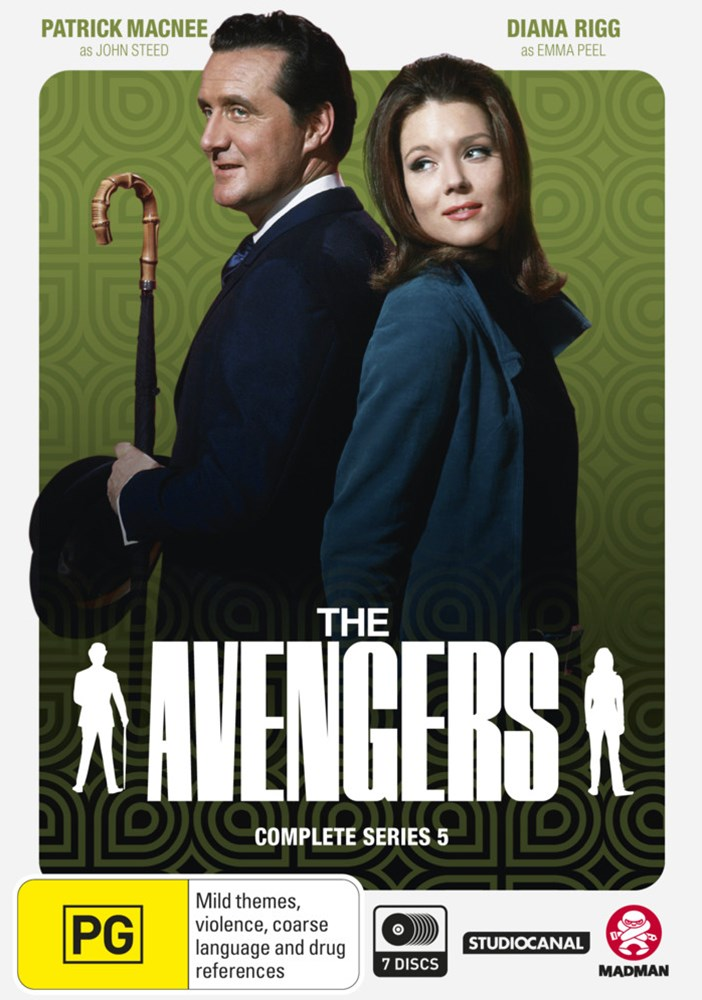 The Avengers: Series 5