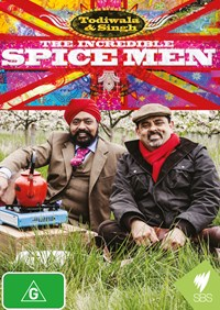 The Incredible Spice Men (Todiwala and Singh)